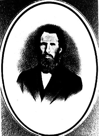 Portrait of Patrick Breen